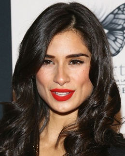 Actress Diane Guerrero
