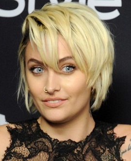 Actress Paris Jackson