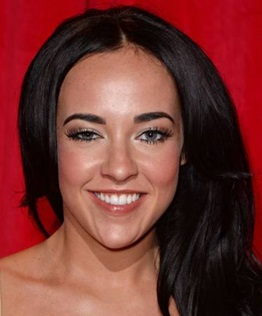 Actress Stephanie Davis