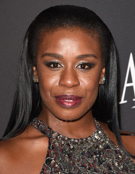 Actress Uzo Aduba