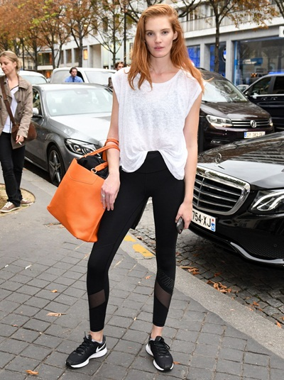 Alexina Graham Body Measurements Shoe Size