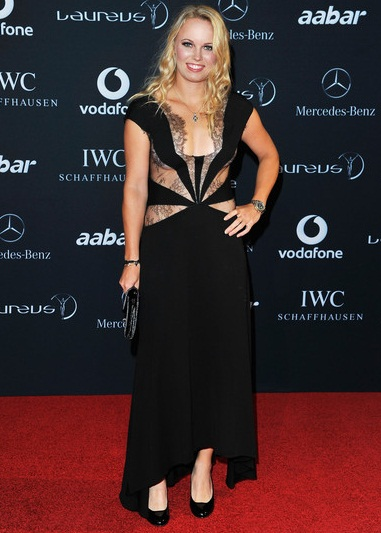 Caroline Wozniacki Height Weight Shoe Size
