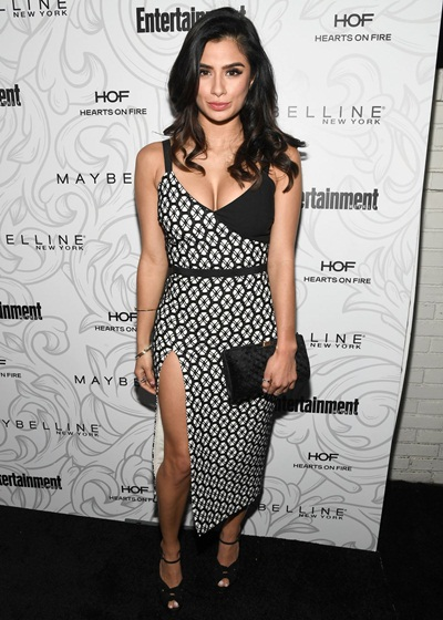 Diane Guerrero Measurements Bra Size