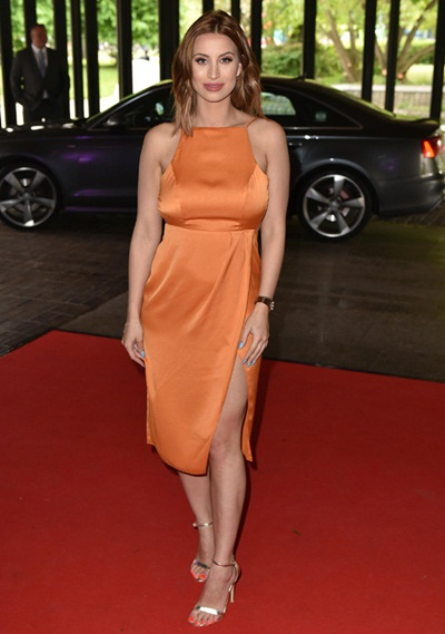 Ferne McCann Measurements Body Shape