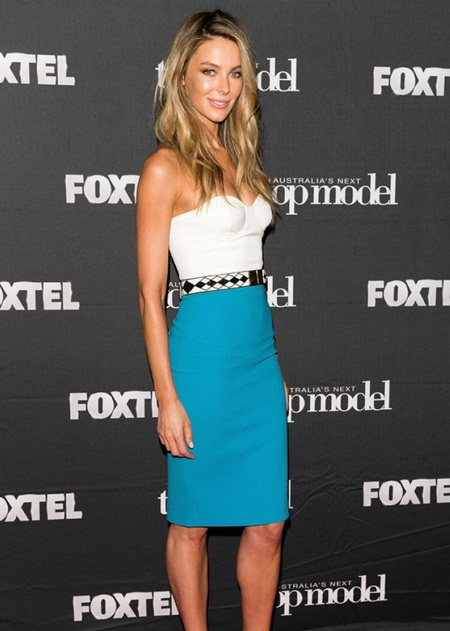 Jennifer Hawkins Body Measurements
