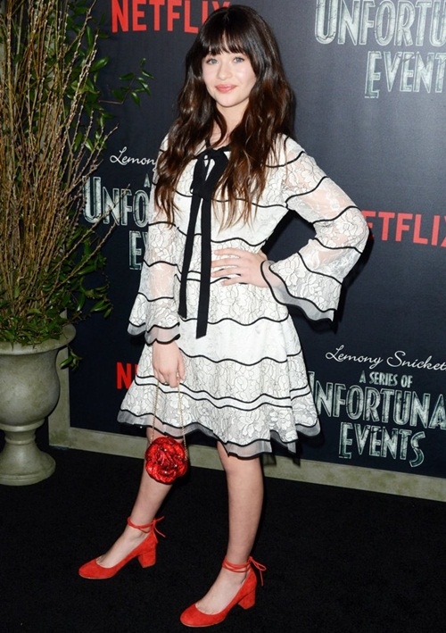 Malina Weissman Body Measurements Facts
