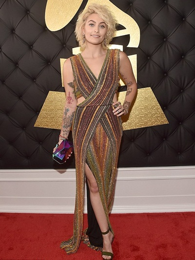 Paris Jackson Body Measurements Shoe Size