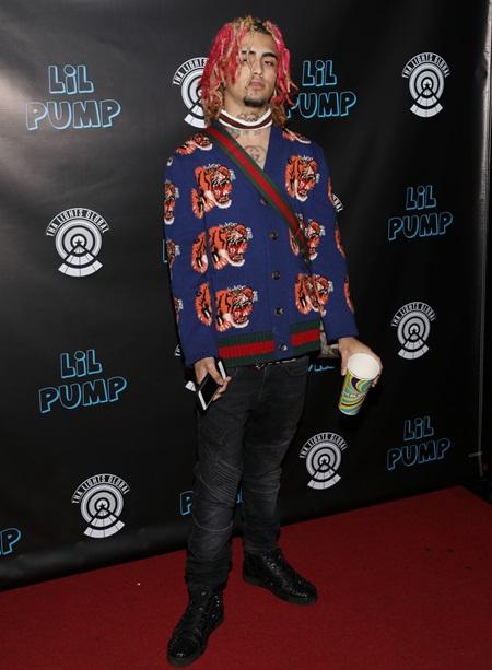Rapper Lil Pump Height Weight