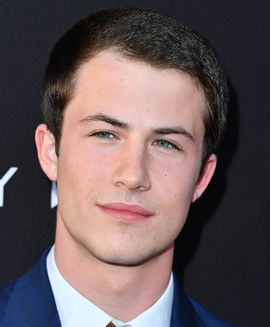 Actor Dylan Minnette