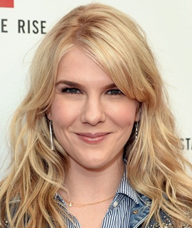 Actress Lily Rabe