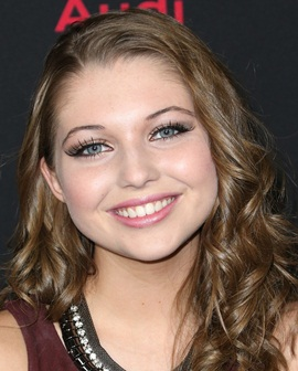 Actress Sammi Hanratty