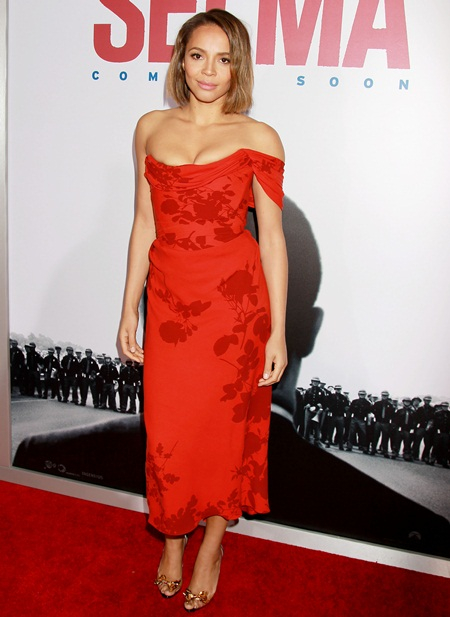 Carmen Ejogo Measurements Body Stats