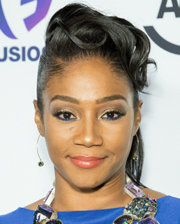 Comedian Tiffany Haddish