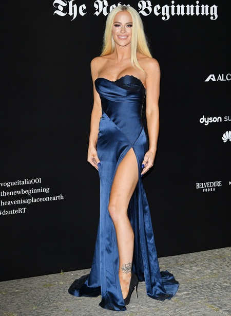 Gigi Gorgeous Height Weight Body Shape