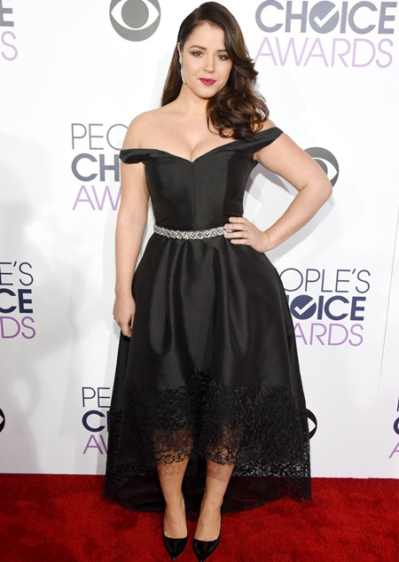 Kether Donohue Height Weight Stats