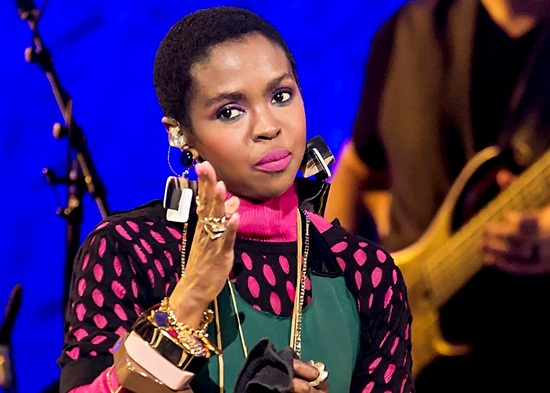 Lauryn Hill Measurements Hair Eye Color
