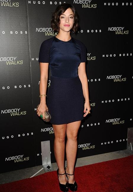 Olivia Thirlby Height Weight