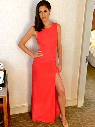 Abby Huntsman Height Weight Shoe Size
