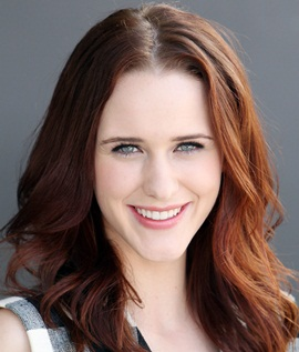 Actress Rachel Brosnahan