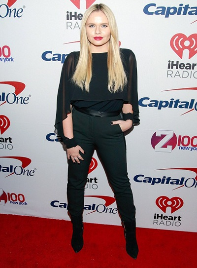 Alli Simpson Height Weight Shoe Size