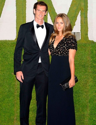 Andy Murray Measurements Body Shape