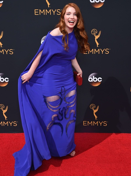 Annalise Basso Height Weight Stats