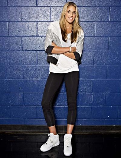 Elena Delle Donne Body Measurements Shoe Size