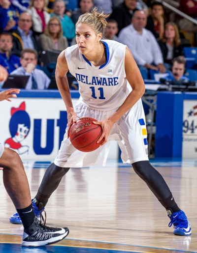 Elena Delle Donne Height Weight Shoe Size