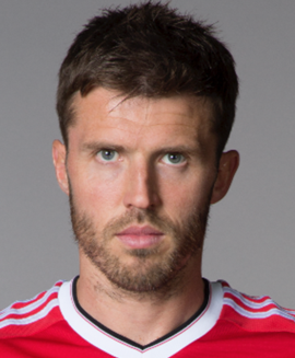 Footballer Michael Carrick