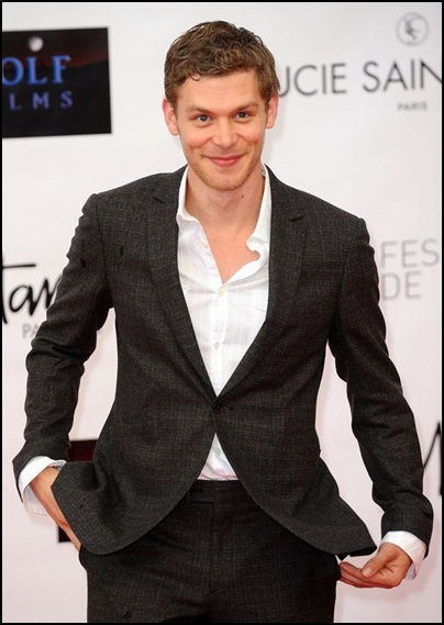 Joseph Morgan Body Measurements Facts