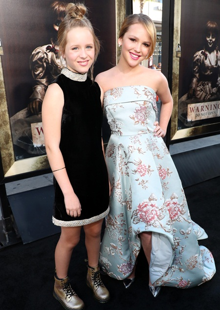 Lulu Wilson Height Weight