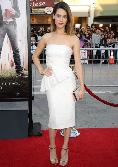 Lyndsy Fonseca Body Measurements