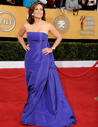 Mariska Hargitay Height Weight