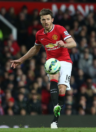 Michael Carrick Body Measurements Stats