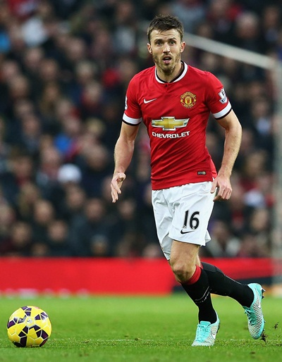 Michael Carrick Height Weight Shoe Size
