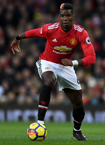 Paul Pogba Body Measurements Stats Facts
