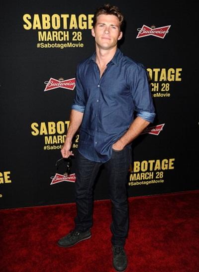 Scott Eastwood Body Measurements Shoe Size
