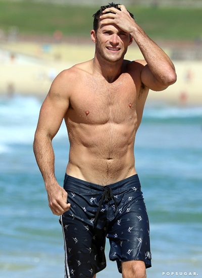 Scott Eastwood Height Weight Stats