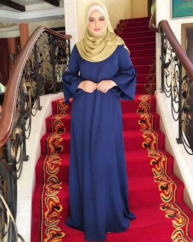 Siti Nurhaliza Body Measurements Stats