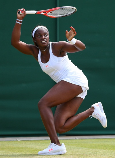 Sloane Stephens Body Measurements Shoe Size