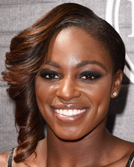Tennis Player Sloane Stephens