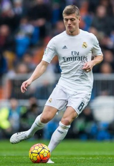 Toni Kroos Body Measurements Stats