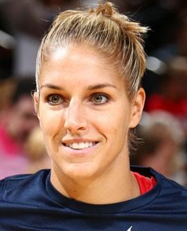 WNBA star Elena Delle Donne