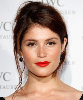 Actress Gemma Arterton