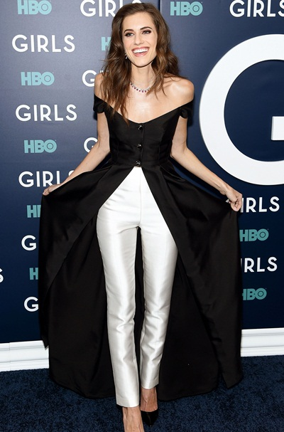 Allison Williams Height Weight Shoe Size