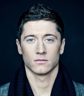 Footballer Robert Lewandowski