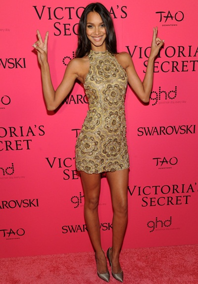 Lais Ribeiro Body Measurements Facts