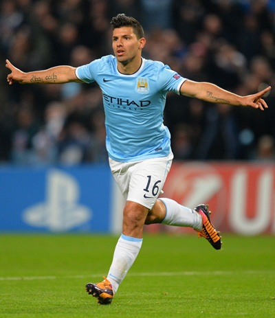 Sergio Aguero Body Measurements Shoe Size