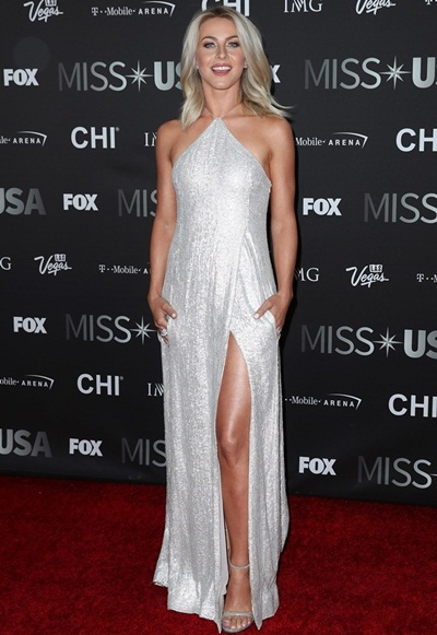 Julianne Hough Body Measurements Stats