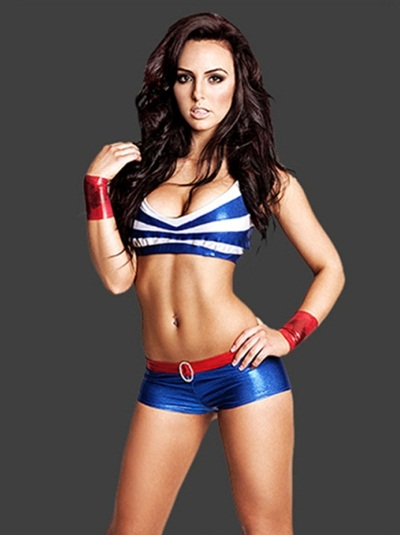 Peyton Royce Body Measurements Stats